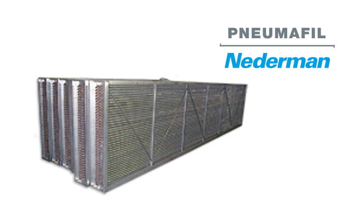 Chilled Water Cooling - Pneumafil