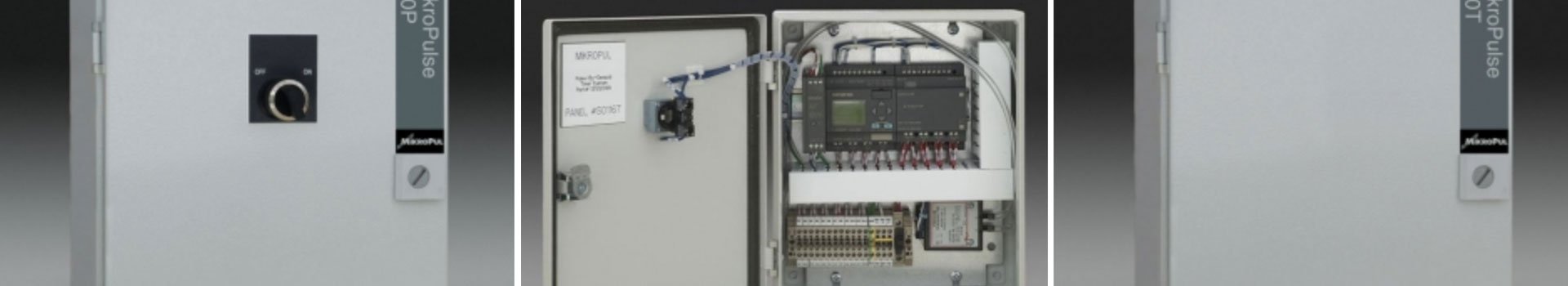MikroPulse 100 Dust Collector Controller